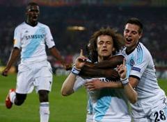 Hasil Basel vs Chelsea