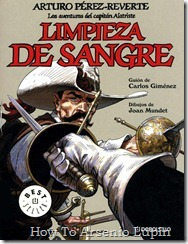El capitan Alatriste - Limpieza de sangre