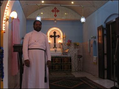 Fr Jacks at St Joseph's