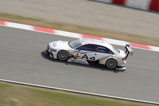 Tom Kristensen / Audi Sport