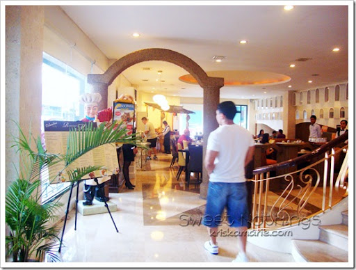 Dining at Lotus Garden Hotel Manila