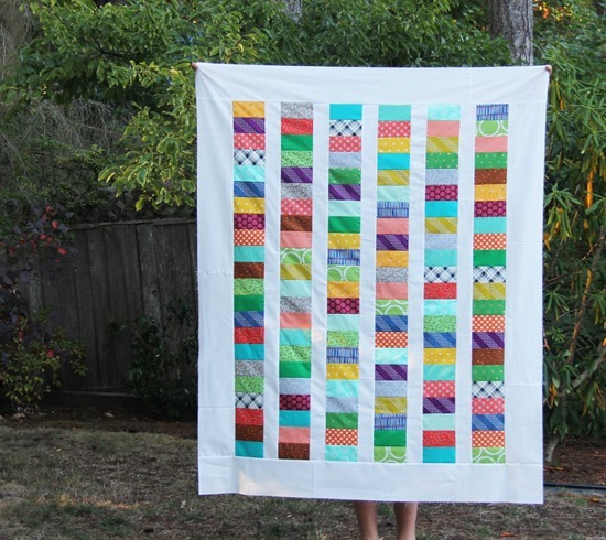 Fall Coin Quilt at Cluck Cluck Sew