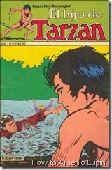 P00006 - El hijo de Tarzan  por Ro