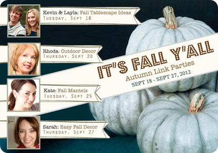 fall linky parties