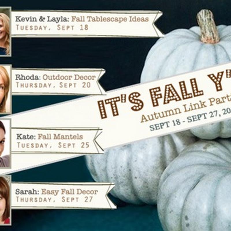 Mini pumpkins three ways (fall linky!)