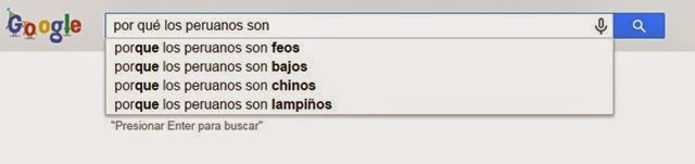 Por qué los peruanos son bajos