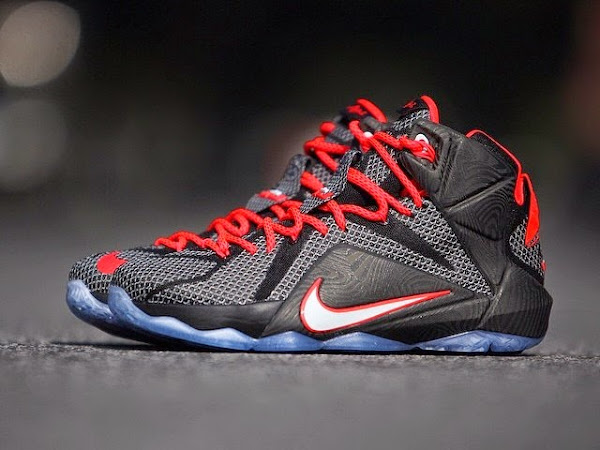 New LeBron 12 8220Court Vision8221 Drops on January 31st 684593016