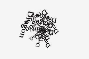 dragon fractal (2)