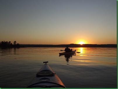 Illinois River Kayak #2 Wednesday 050