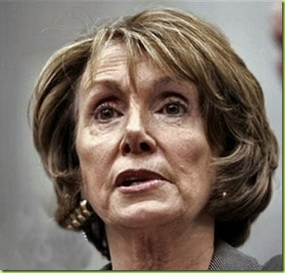Pelosi-without-makup-trowel