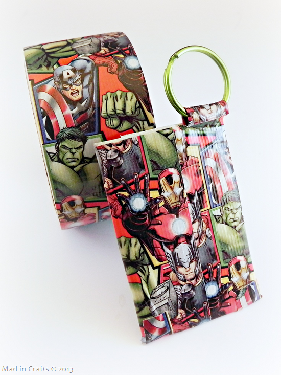 Marvel Superheroes ID Case