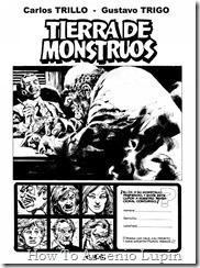 P00007 - Carlos Trillo  y Trigo - Tierra de monstruos.howtoarsenio.blogspot.com #7