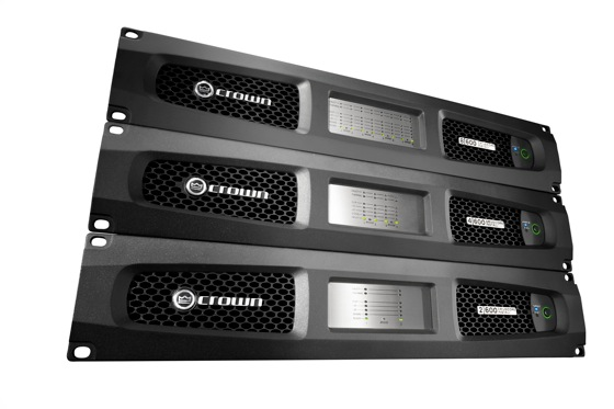 Crown DCi Stack