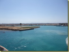 Port Ghalib Developing