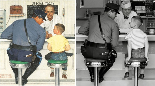 Norman Rockwell 4