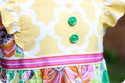 Field Day Dress Bodice
