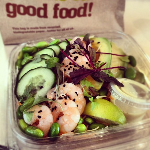 #127 - Camden Food Co's Omega3 Salad