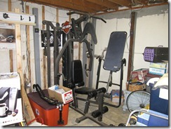 Universal Workout Station