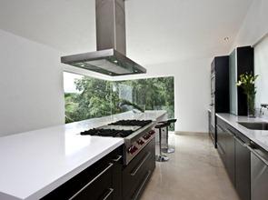 Cocina-de-diseño-Casa-cañada-GrupoMM-Mexico