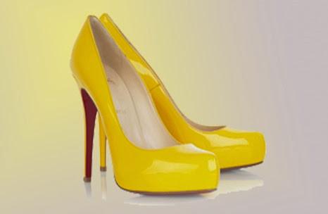 zapatos-amarillos