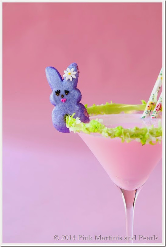 Peeps DIY Decorations Martini-6626