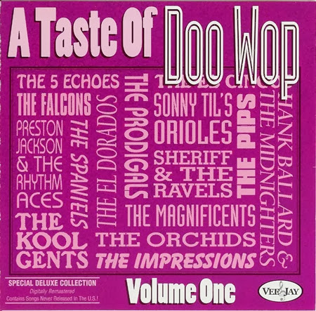 A Taste Of Doo Wop 1 - 26
