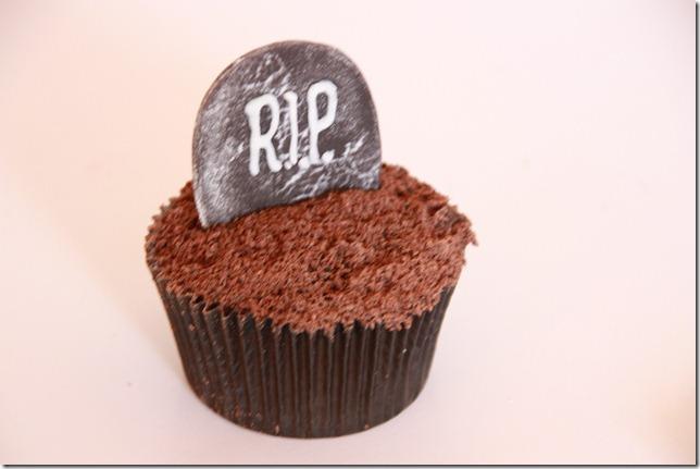 halloween cupcakes creepy gravstøtte IMG_6998