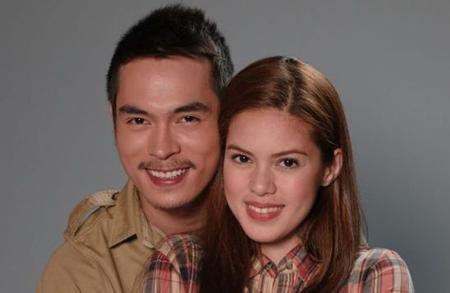 Jake Cuenca and Shaina Magdayao