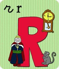 Letra-R
