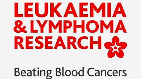 Leukaemia and Lymphoma Research logo
