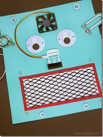 máscaras robots (1)