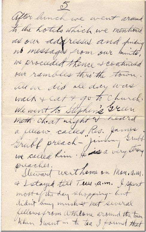 15 September 1918 5