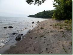 Pancake Bay rockpile1