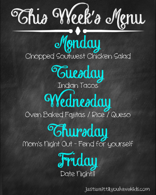 September-Week-1-Meal-Plan