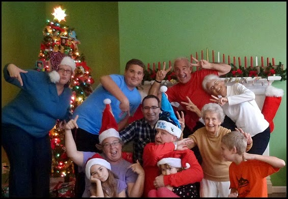 1kc - Family Christmas Photos