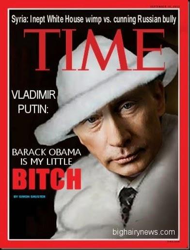 Time - Putin