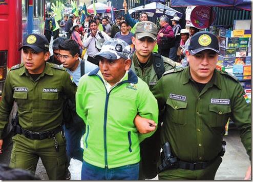 Elecciones presidenciales Bolivia 2014