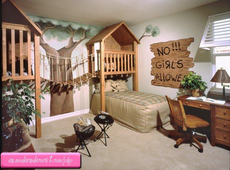 Modern Teenage Kids Rooms Decorating styles