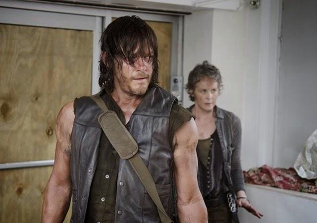 The Walking Dead (Crítica 5x06) De regreso a la vida urbana-4