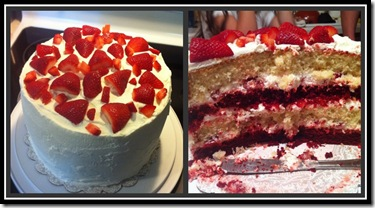 Shortcake RV collage