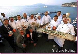 I protagonisti di Una Pizza per l'Estate by Molino Caputo 2014