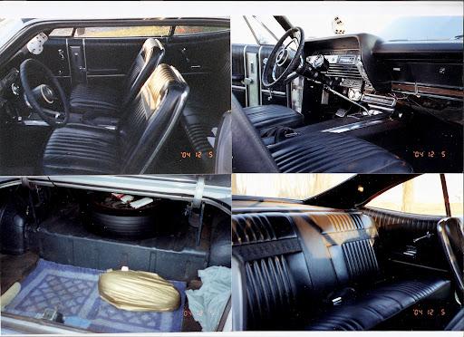 1967 Ford Galaxie XL Fastback