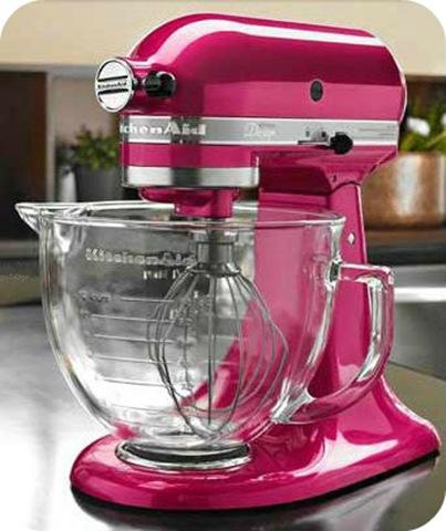 Raspberry-Artisan-Mixer