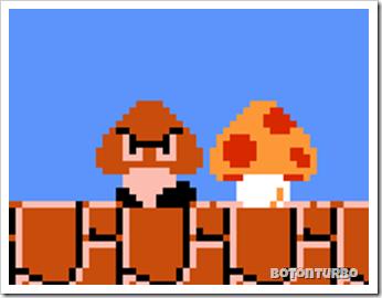 Sprites de Mario Bros