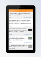 Screenshot of Quiz Patente 2014 + Manuale