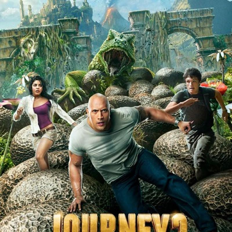 Viagem 2– A Ilha Misteriosa