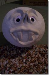 Spooky cute Halloweenie with Creative Paperclay 004