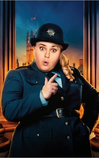 Rebel Wilson as Tilly - Night at the Museum 3