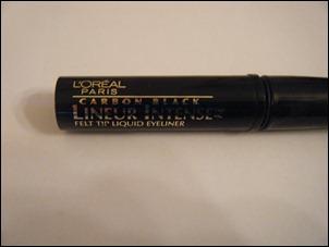 L'Oreal Carbon Black Lineur Intense Felt Tip Liquid Liner