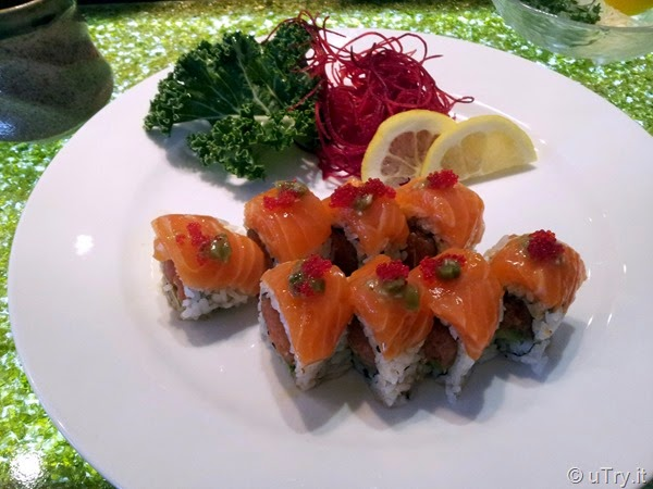 Ahi Ahi Sushi Bar & Grill Restaurant Review  http://uTry.it